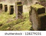 Christian Cemetery Stones...