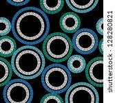seamless geometric pattern  for ... | Shutterstock .eps vector #128280821