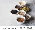 Various Seeds   Sesame  Flax...