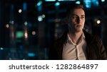 business  people  advertisement ... | Shutterstock . vector #1282864897