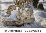 Resting Snow Angels