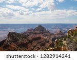 breathtaking view over the... | Shutterstock . vector #1282914241