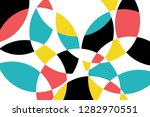 abstract background pattern... | Shutterstock .eps vector #1282970551