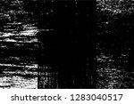 rough grunge pattern design.... | Shutterstock .eps vector #1283040517