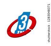 vector illustration sign...   Shutterstock .eps vector #1283048371