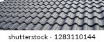 Concept For Roof Housetop Icon...