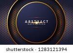 abstract  luxurious  modern  3d ...   Shutterstock .eps vector #1283121394