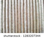 bread sticks on white... | Shutterstock . vector #1283207344