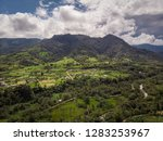 panoramic view from mindo... | Shutterstock . vector #1283253967