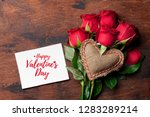 Valentine\'s Day Greeting Card...