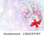 concept of birthday  valentine... | Shutterstock . vector #1283295787