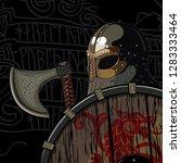 Warrior Barbarian  Viking...