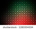 dark green  red vector... | Shutterstock .eps vector #1283334334
