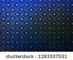 dark blue vector texture with... | Shutterstock .eps vector #1283337031