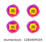 huge discounts. special offer... | Shutterstock .eps vector #1283409334