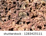 close up stone texture ... | Shutterstock . vector #1283425111