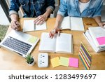 education  teaching  learning ... | Shutterstock . vector #1283499697