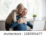 Spouses Old Age Spend Time At...