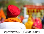 religious manifestation and the ... | Shutterstock . vector #1283530891