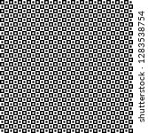 monochrome geometric shapes and ...   Shutterstock .eps vector #1283538754