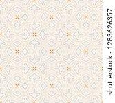 seamless pattern. modern...   Shutterstock .eps vector #1283626357