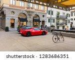 zurich  switzerland   september ... | Shutterstock . vector #1283686351