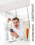 creative businessman...   Shutterstock . vector #1283704147