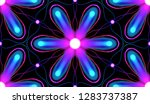 seamless repeat pattern ... | Shutterstock . vector #1283737387