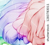 vector illustration of a... | Shutterstock .eps vector #1283783011