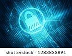 2d illustration safety concept  ...   Shutterstock . vector #1283833891