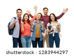 education  high school and... | Shutterstock . vector #1283944297