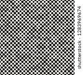 dot halftone seamless pattern ... | Shutterstock .eps vector #1283969674