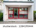 berlin germany april 9  2016...   Shutterstock . vector #1284190444