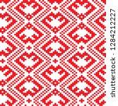 geometric minimal graphic...   Shutterstock .eps vector #1284212227