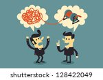 management   Shutterstock .eps vector #128422049