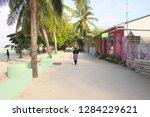 ari atoll  maldives   22... | Shutterstock . vector #1284229621