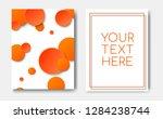modern trendy banner concept...   Shutterstock .eps vector #1284238744