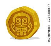 cartoon gold coin.game icon.