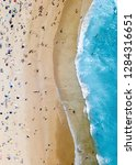 aerial photo of beach | Shutterstock . vector #1284316651