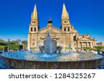 guadalajara  mexico april 14 ...   Shutterstock . vector #1284325267