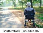 Asian Senior Or Elderly Old...