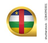 flag of central african... | Shutterstock .eps vector #1284390301