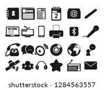 news communication technology... | Shutterstock .eps vector #1284563557