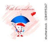 vector illustration is suitable ...   Shutterstock .eps vector #1284595267