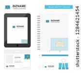 online banking  business logo ... | Shutterstock .eps vector #1284621454