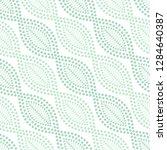 seamless monochrome pattern of... | Shutterstock .eps vector #1284640387