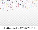 celebration background template ... | Shutterstock .eps vector #1284720151