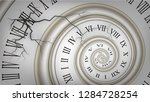 background with white cracked...   Shutterstock .eps vector #1284728254