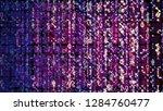 striking 3d illustration of... | Shutterstock . vector #1284760477