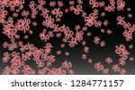luxury vector gold percentage... | Shutterstock .eps vector #1284771157